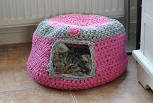 Haakpatronen: Kattenbenodigdheden