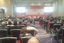 Liberto Group eventos ciclo crédito / Presencia de Liberto Group en ferias y congresos sobre la gestión del ciclo completo de crédito.