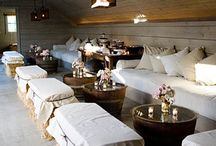 Rustic  wedding, ślub  w stodole