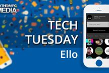 Tech Tuesday / by On The Marc Media