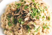 Vegan risotto & rice