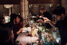 Carlo e Camilla in Segheria ( Milano ) / Arredamento Bar su misura per il nuovo ristornate dello Chef Carlo Cracco a Milano. Design e innovazione per l'arredo bar http://www.emmellearredamenti.com/arredamento/bar-ristorante-cracco-milano/