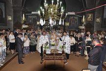 """""""Nunta de aur"""" la Biserica """"Sf. Ilie"""" din Fălticeni / Un număr de 35 de cupluri din municipiul Fălticeni care au împlinit 50 de ani de la căsătorie au fost sărbătorite de către Primărie și Consiliul Local care le-au organizat """"nunta de aur"""". Evenimentul care a fost unul emoționant s-a desfășurat sâmbătă, 20 iulie, de sărbătoarea Sf. Ilie la Biserica """"Sf. Ilie"""" și s-a circumscris manifestărilor dedicate """"Zilelor Fălticeniului"""".  (http://svnews.ro/nunta-de-aur-la-biserica-sf-ilie-din-falticeni/23133/)"""