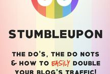 Social Media Tips - Stumbleupon