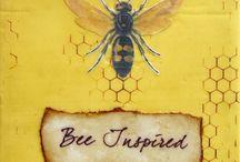 Bee-utiful / by Phyllis Hilterbran