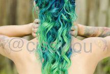 verdi e blu