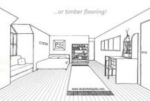 2D - Interior Perspectives
