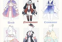 Character Designs Inspiration