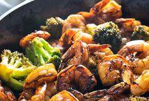 Yummy Shrimp Recipes