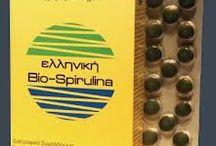 Σπιρουλίνες - Spirulines