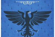 Ravenclaw / Rowena Ravenclaw (Eagles)