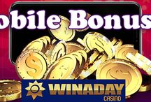 Mobile Slot Bonuses