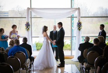 Ceremony backdrops that wow