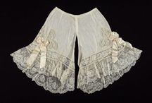 Bloomers and pantaloons