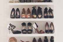 shoes shelves