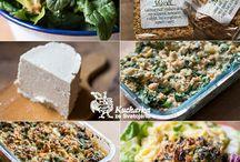 Špenátové recepty