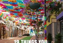 Portugal / Places I want to be!...