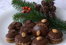 vánoční cukroví / vánoční cukroví