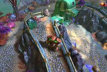 "Screenshots ""Terrarium-land"". / Screenshots from 3d indie arcade-adventure-logic game ""Terrarium-land""."