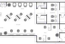 salon floorplan