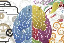 OUR BRAIN // NOTRE CERVEAU / About our brain and learning patterns. Au sujet de notre cerveau et de nos façons d'apprendre.