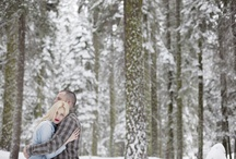 Winter engagement / by Ashley Moore