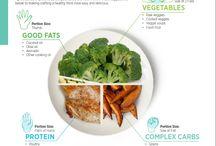 600 kcal meals / Gezonde low calorie maaltijden