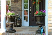 Home entrances