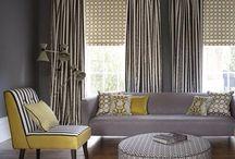 D.D. In your HoMe / Tessuti pregiati per l'areedamento tessile della tua casa!