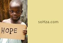 soHza sister inspiration / When a woman is at the center of change anything is possible.