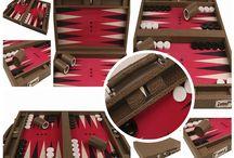 Bespoke Backgammon Boards, Checkers and Accessories