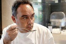 Los mejores chefs de España / Top Chefs from Spain