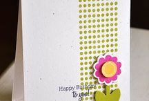 Card Inspiration - I Love White Space
