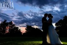 """Bride & Groom Portraits / """"When I first saw you I fell in love, and you smiled because you knew."""" - William Shakespeare"""