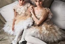Rococo punk costumes