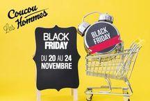 Black Friday / Du 20 au 24 Novembre 2017