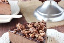Sjokolade Nutella Kaaskoek