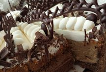 Cheesecakes / All flavors and variations of cheesecakes