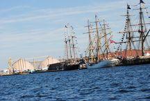 Tall Ships Hamilton Ontario 2013
