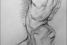 dibujos de desnudos masculinos