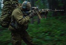 Army & survival