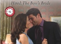 """""""Hired: The Boss's Bride"""" A Novel"""