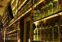Portobella - Romania  Ranked # 1 Top Amazing Bars in Europe / 13 m long / 5 m high , 600 bottles of Wembley & Stalinskaya, state of art by owener  Masco Claudiu.
