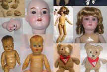 Staré bábiky