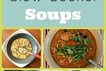 Soups / stews / by Mimi Angiletta