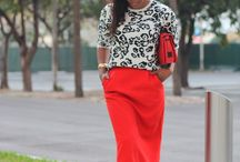 Bloggers Styles / Here I share adorable bloggers styles. / by MYSS - My Silhouette Styled