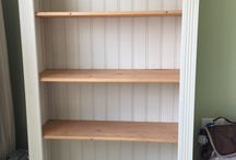 Upcycle bookcase