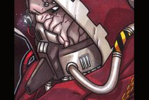 Warhammer 40,000 artwork / 40k artwork