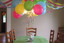 cumpleaños decoracion