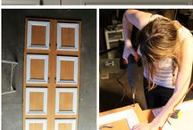 transforming doors with frames